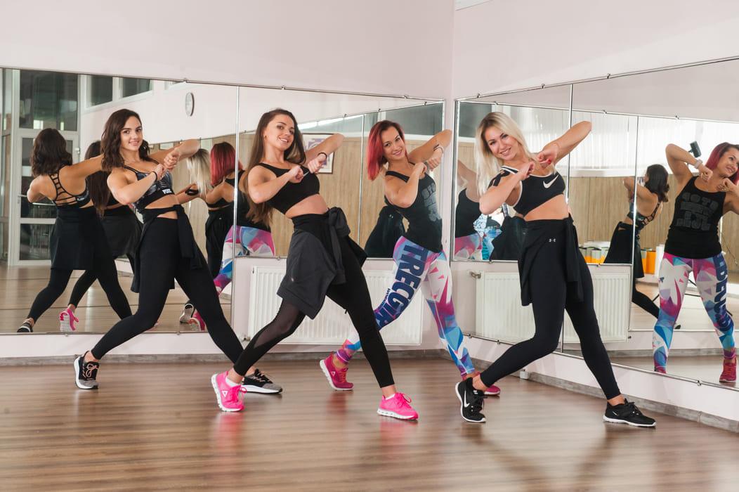 dance mix тренировки в биробиджане